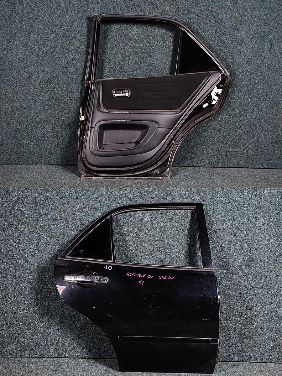 Дверь боковая Toyota ALTEZZA SXE10 3SGE Фото 1