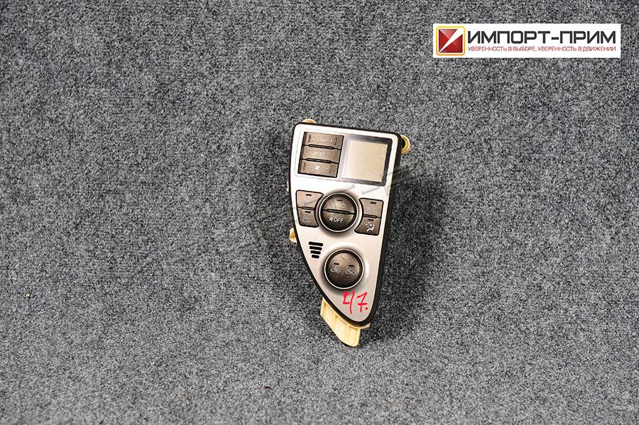 Блок управления климатконтроля Toyota RACTIS NCP100 1NZFE Фото 1