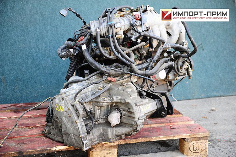 Двигатель Honda CIVIC FD3 LDA Фото 2