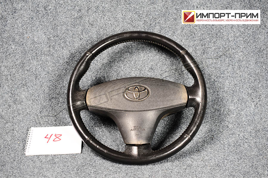 Air bag Toyota ISIS ANM10 1AZFSE Фото 1