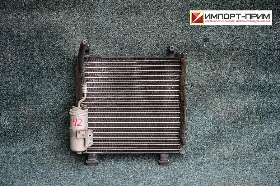 Радиатор кондиционера Suzuki KEI HN11S F6A Фото 2